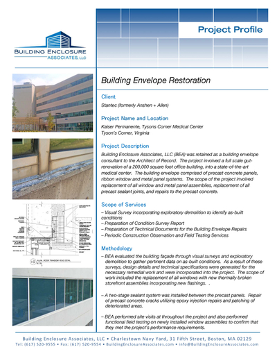 Kaiser Permanente Tysons Corner Project Profile.jpg