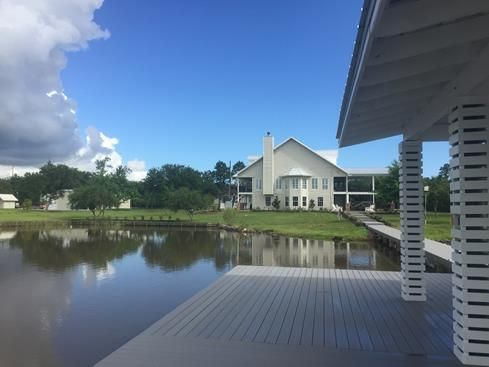 Fishing Camp in Lake Charles, Louisiana