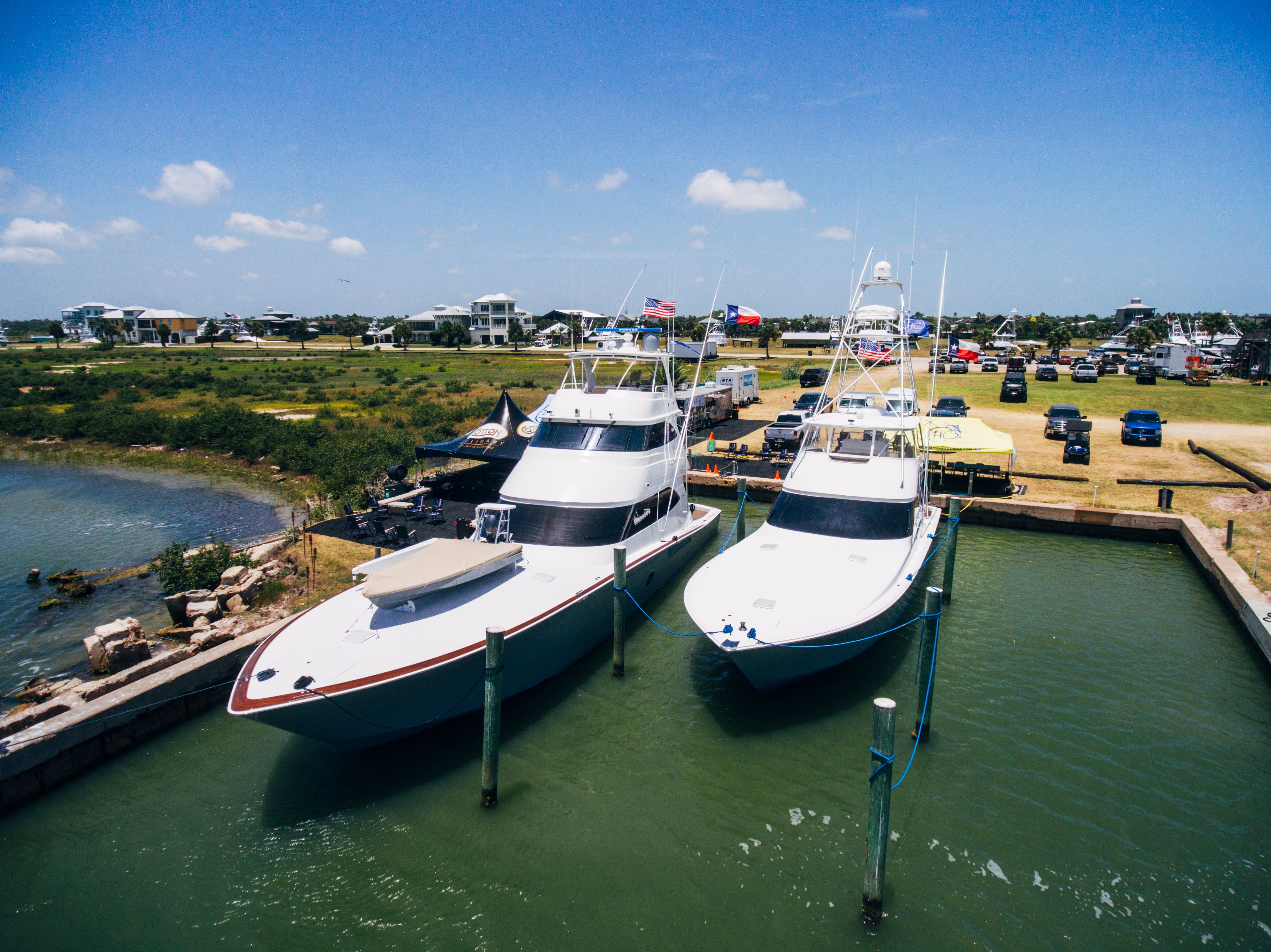 Viking Yachts Fishing Charter Packages