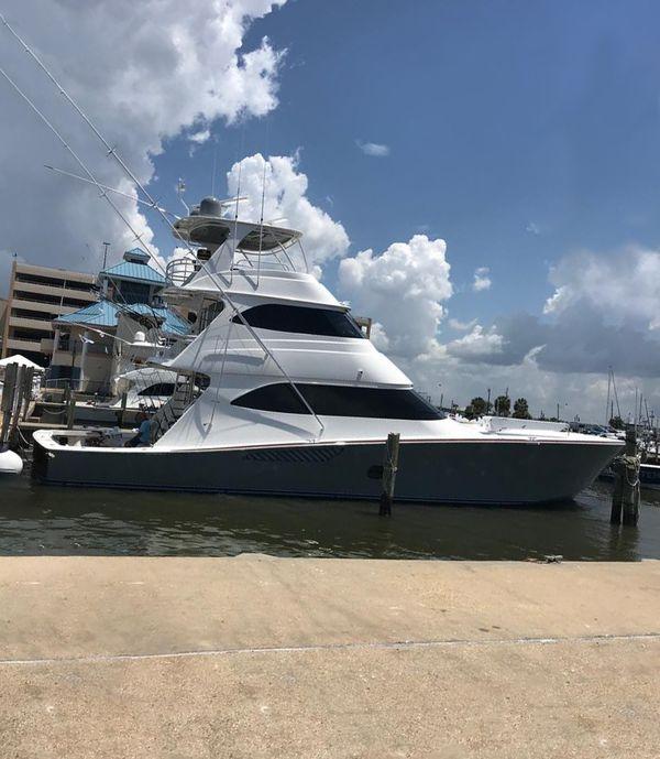 Gulf Coast Deep Sea Fishing Yacht Charter