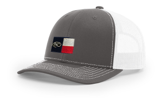 HC Texas Flag Hat- Color Options
