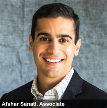 Afshar Sanati | Blue Sage Capital