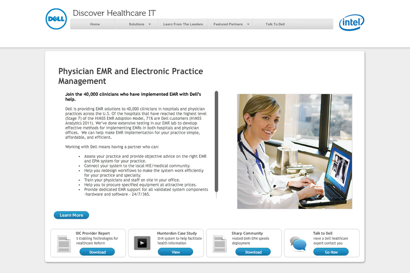 DELL Healthcare IT