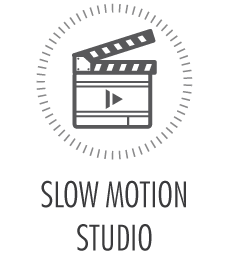 Slow Mo Studio rental services