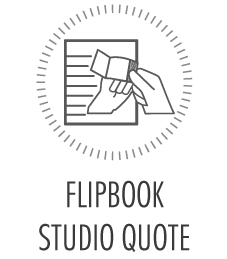 FLIPBOOKS rental form