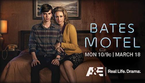 Bates Motel on A&E