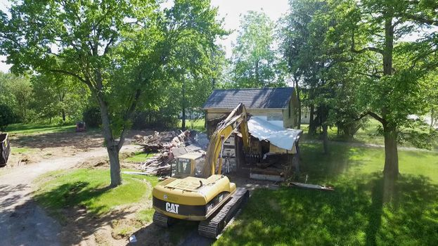 House & Barn Demolition