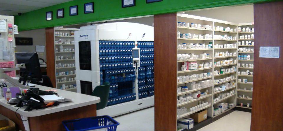 SouthPark Pharmacy Home