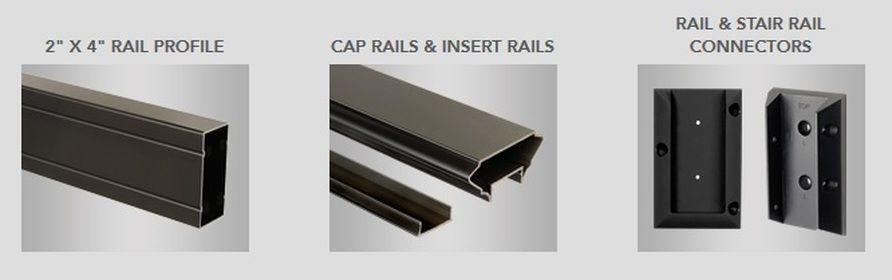 Aluminum Railings and Connectors.jpg