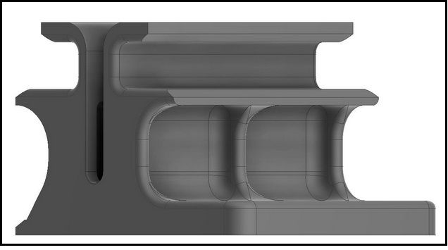 Nova Nylon Siding Clip Side View 2.jpg