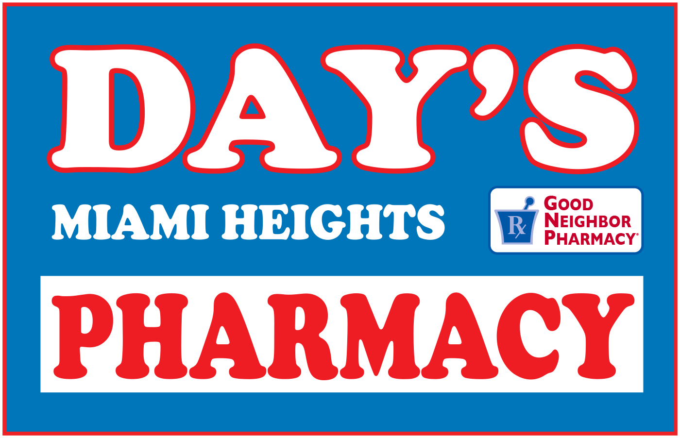 Days Miami Heights Pharmacy