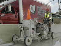 Horizontal Curb Cutting - ABC Concrete Cutting Contractor