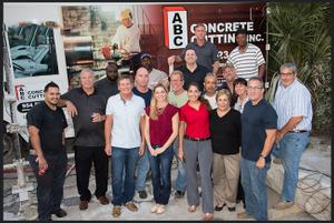 Florida Concrete Cutting Contractors - ABC Concrete Cutting