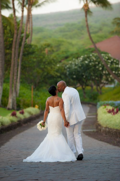 South Maluaka Beach Wedding Location Maui