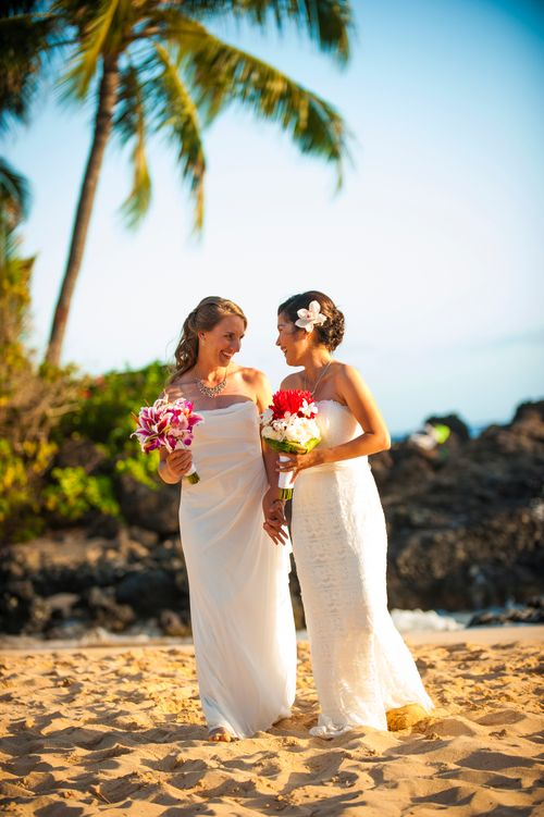 LGBTQ Weddings on Maui