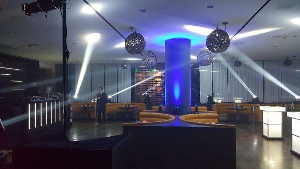 event spot lighting