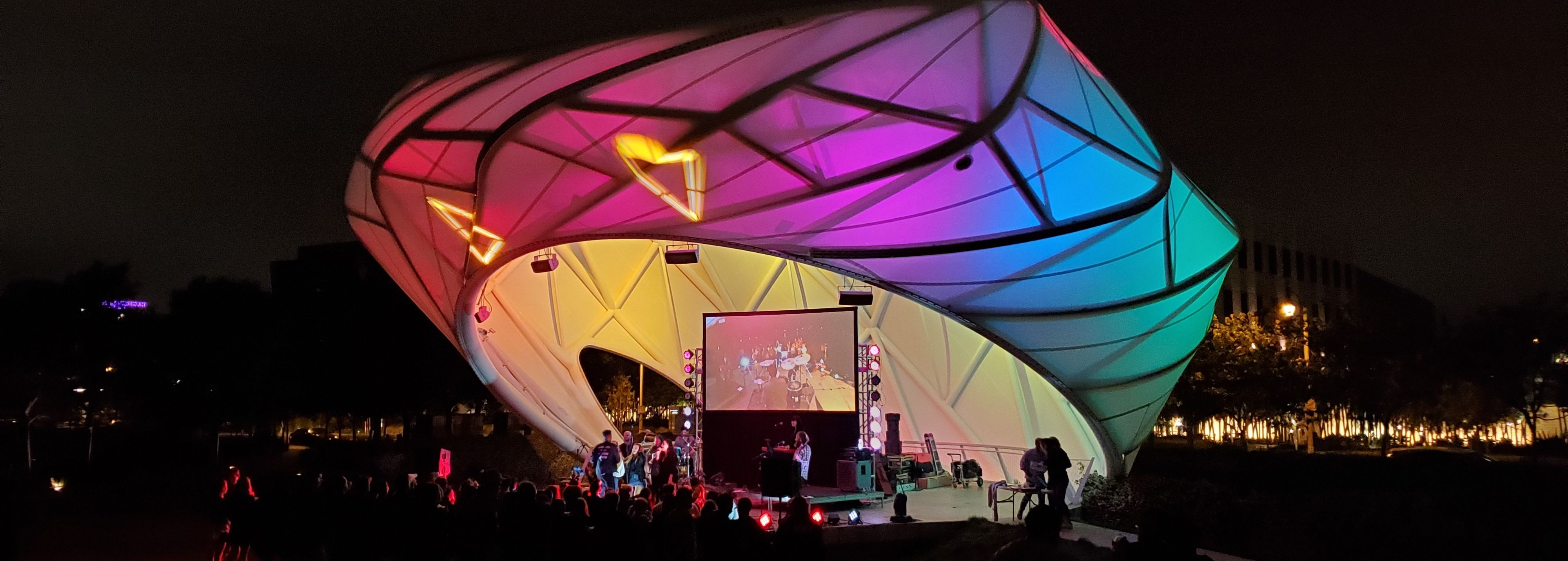 tsv sound and vision concert production