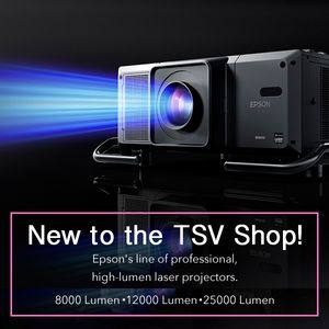 Picture of laser projector