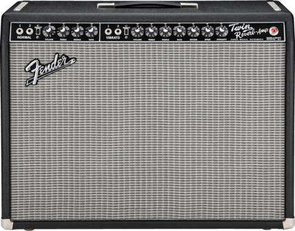 Twin Reverb fender amp