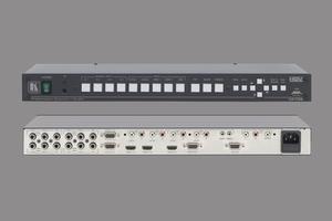 Kramer VP728 switcher scaler for rent