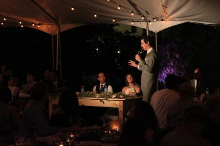 Sim Wedding Lighting Rental