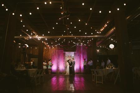 Los Angeles Lighting Rental for Wedding