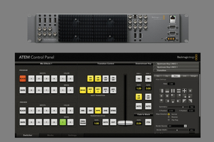 ATEM 1 ME production switcher for rent