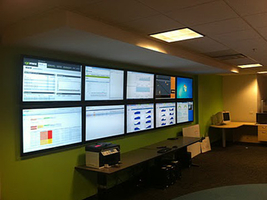 Flat Screen Display Rental