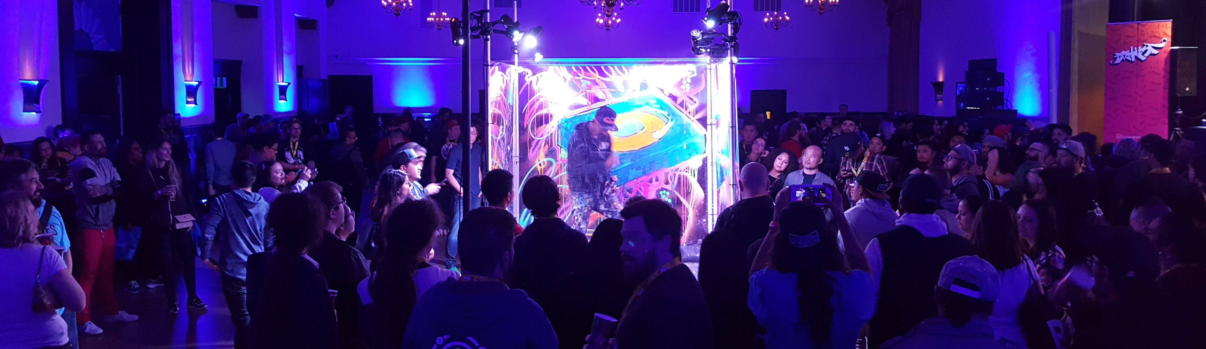 los Angeles experiential event