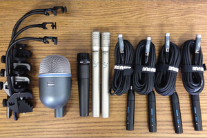 Wired Microphones rentals in los angeles
