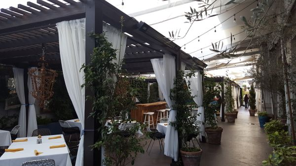 Sofitel venue dinner space