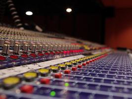 Sound System Rental Pro Audio Mixer