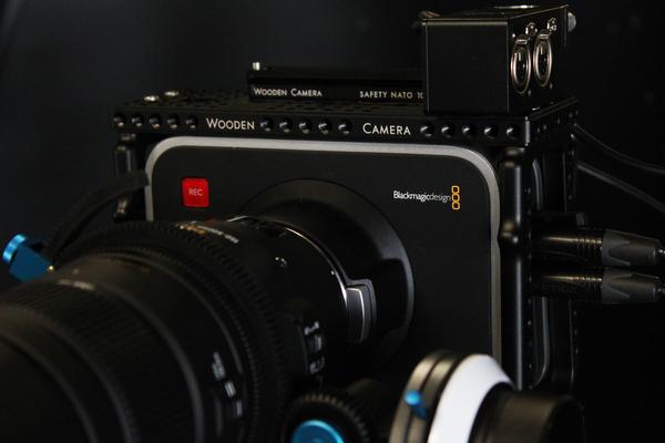 Black Magic Design Cinema Camera Rental