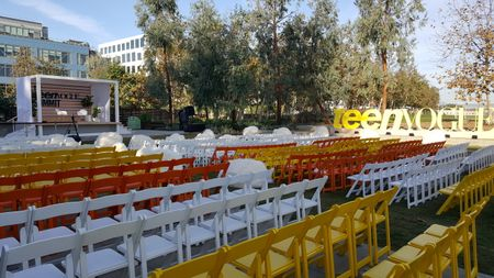 Los Angeles Meeting and Conference Equipment Rental