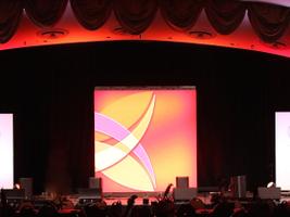LED Stage Backdrop