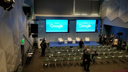 Los Angeles Google A/V Rental