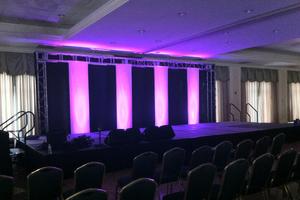 Stage Uplighting