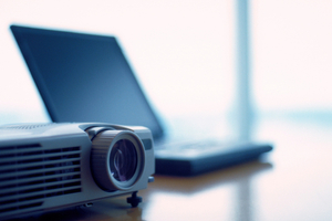 Projector and Laptop Rental