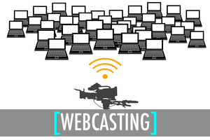 Webcasting Service