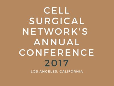 cell surgical network annual conference