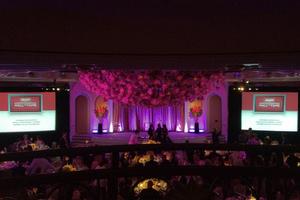 Corporate Event audio visual equipment rental