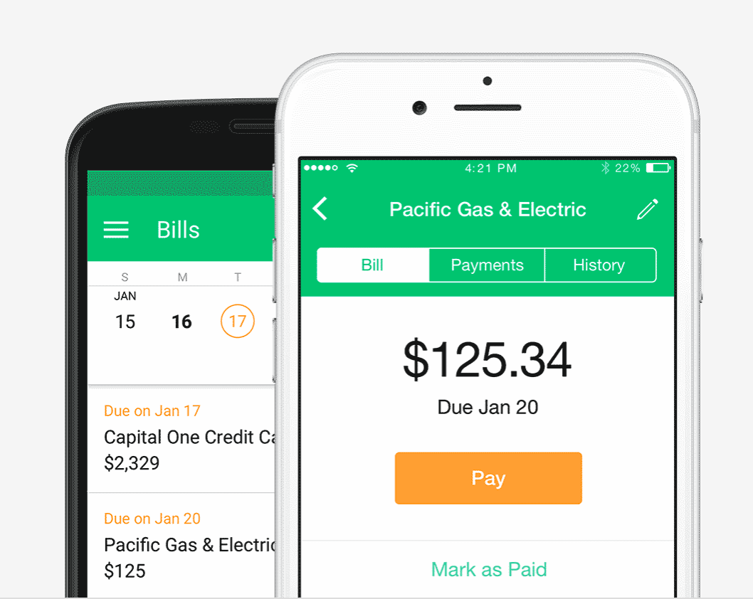 mint budgeting application review