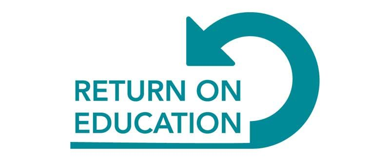 A Return On Your Education