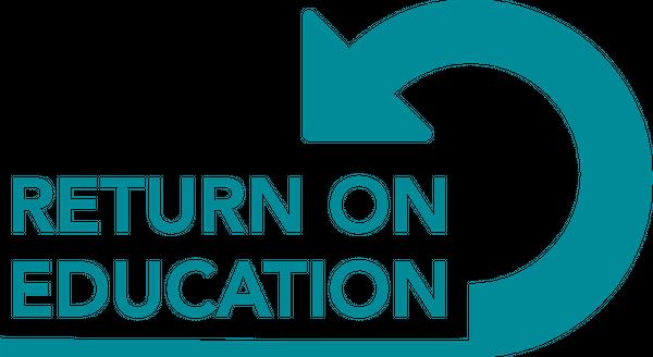 Return on Education Logo