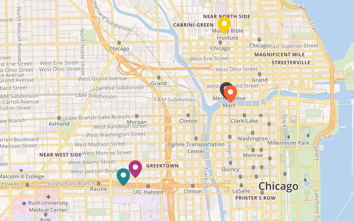 Bootcamps in Chicago