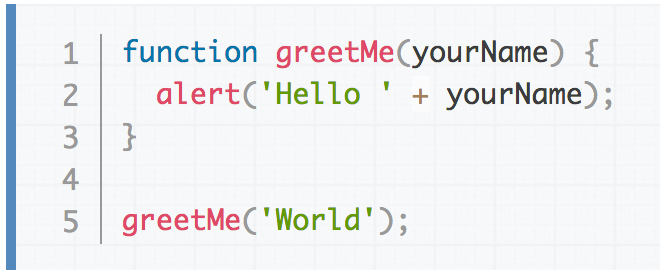 JavaScript Hello World