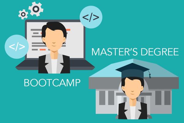 Bootcamp Versus Masters Degree Top.png