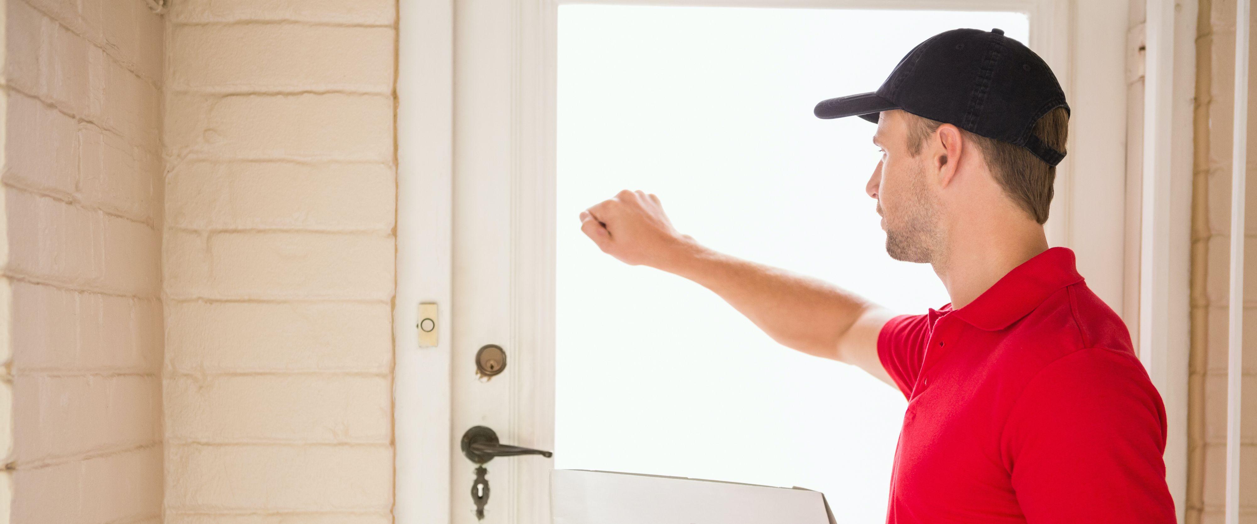 Delivery To Your Door!