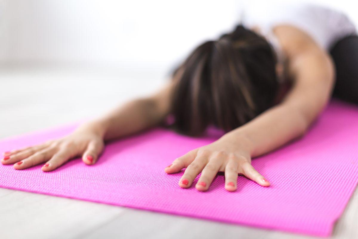 Yoga for improving stress