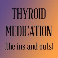 Thyroid Medication Equivalents